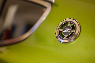 1976 Avocado Green Original Datsun 280z for sale