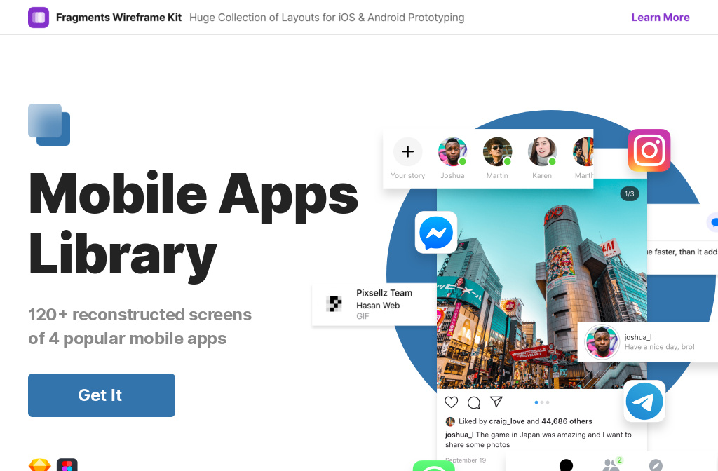 Mobile Apps Library
