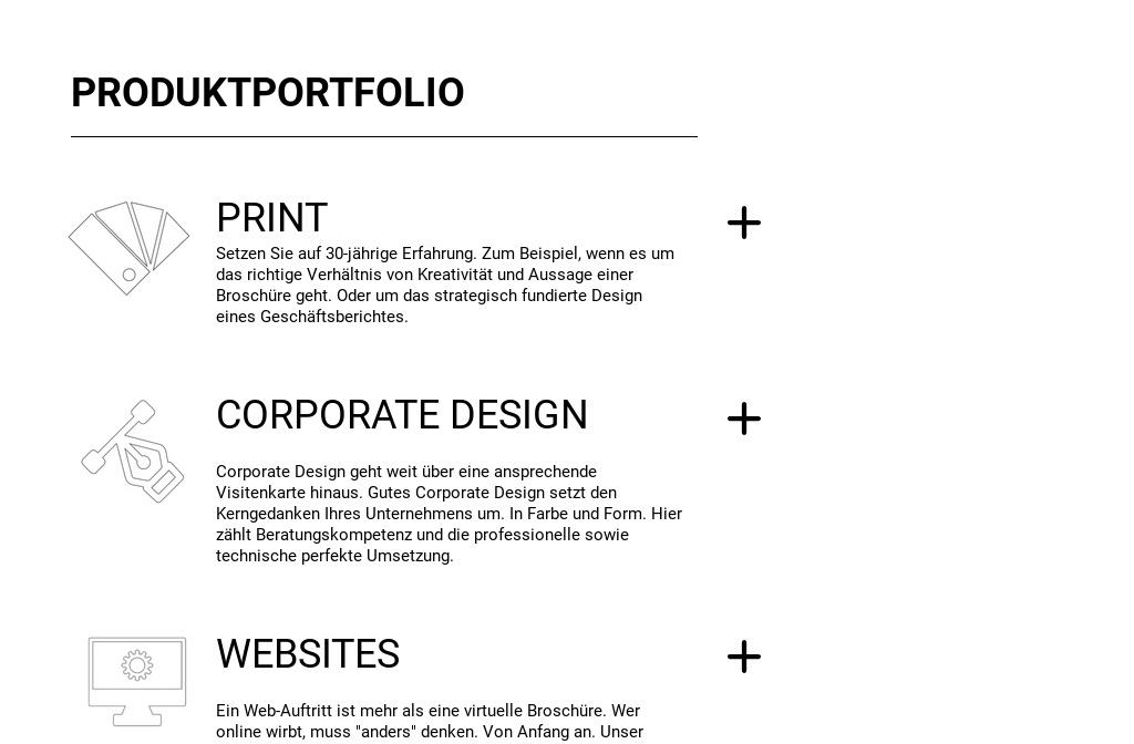 Okdesign Produktportfolio
